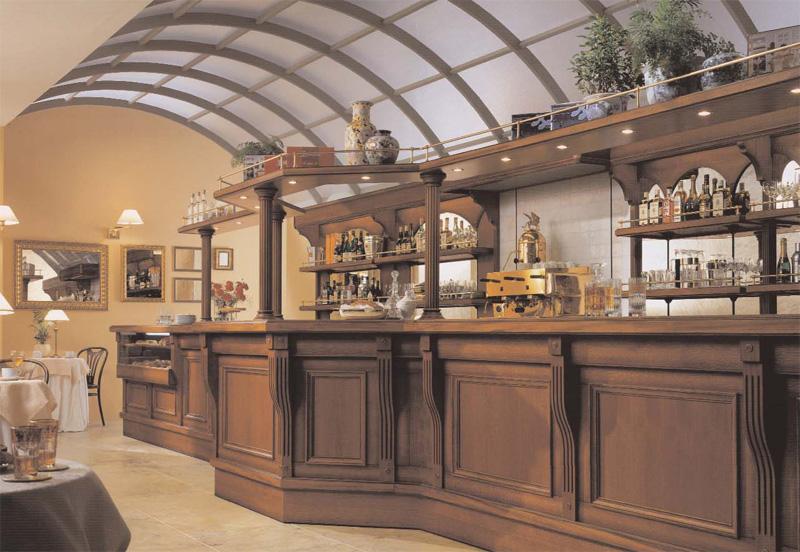 Arredamento per bar linea arredo bar arredamenti e for Arredamento usato per bar