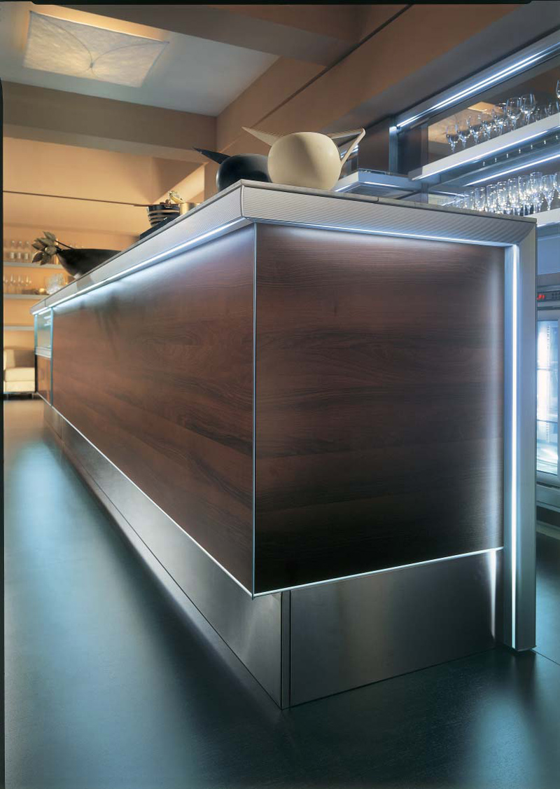 Arredamento per wine bar linea arredo wine bar for Linea arredo