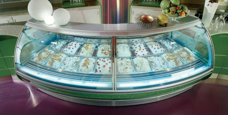 Arredamenti per pasticceria gelateria linea arredo for Arredamento gelateria usato