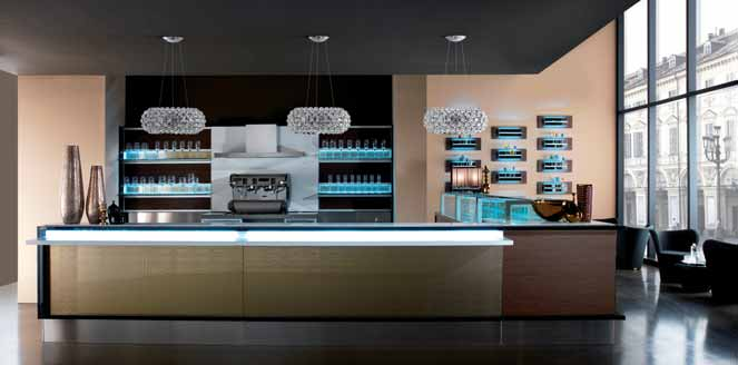 arredamento per wine bar linea arredo wine bar