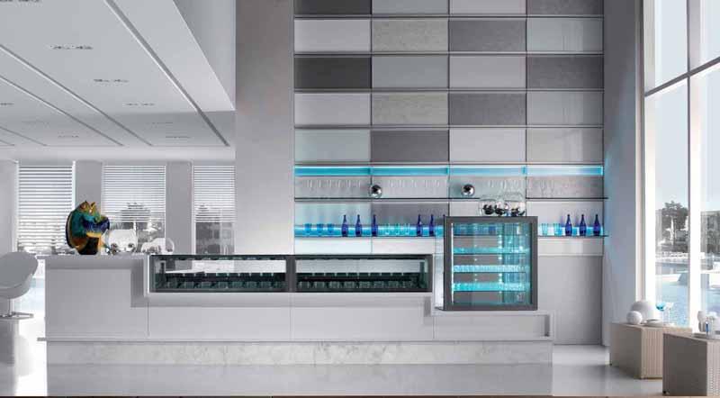Arredamento per ristorazione self service linea arredo for Orion arredamenti