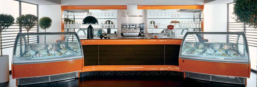 Arredamenti per pasticceria gelateria linea arredo for Arredamenti e attrezzature per la ristorazione