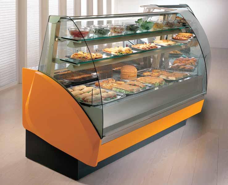 Arredamento per negozio alimentari linea arredo for Arredamento alimentari usato