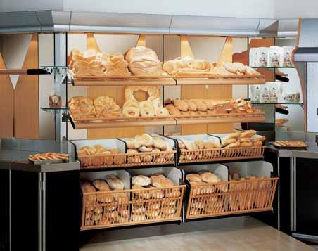 Arredamento per negozio alimentari linea arredo for Arredamento ristorazione