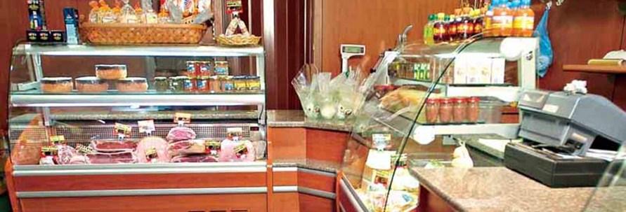 Arredamento per negozio alimentari linea arredo for Arredamenti e attrezzature per la ristorazione