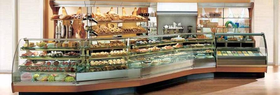 arredamento per negozio alimentari linea arredo