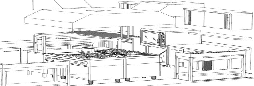 6 fuochi e forno a gas arredamenti e attrezzature per la for Arredamenti e attrezzature per la ristorazione
