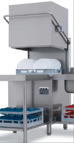 Lavastoviglie a capote neotech800 arredamenti e for Arredamenti e attrezzature per la ristorazione